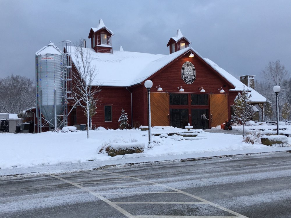 Riverside Brewing Company: 1 Fountain St, Cambridge Springs, PA