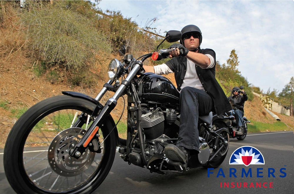 motorcycle insurance farmers  Motorcycle Insurance - Yelp