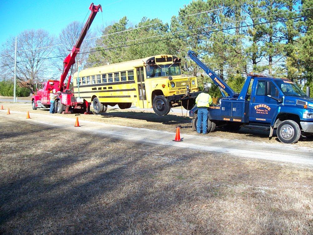 Ferebee Towing & Auto Repair: 8390 Birdsnest Dr, Birdsnest, VA