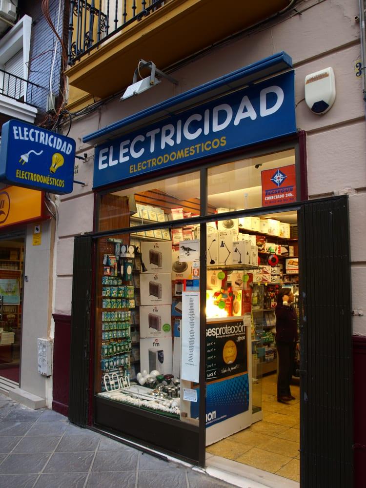 Electricidad electrodom sticos calle virgen de - Electrodomesticos sevilla ...