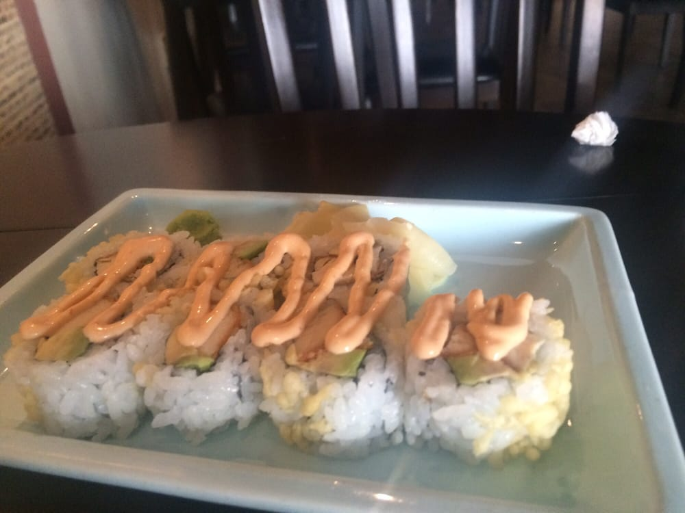 Erie roll sushi yelp for Asian cuisine erie pa