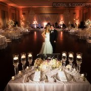 An Ivory Wedding Backdrop Photo Of Standard Club Chicago Il United States