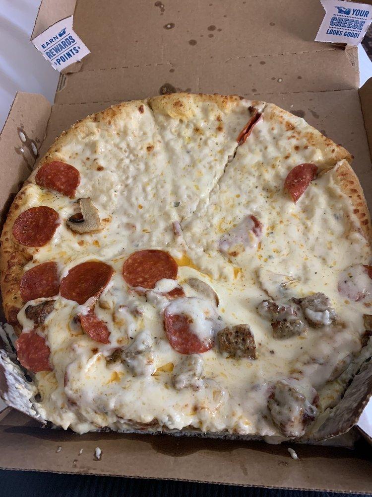 Domino's Pizza: 118 Raul Florez Blvd, Pecos, TX