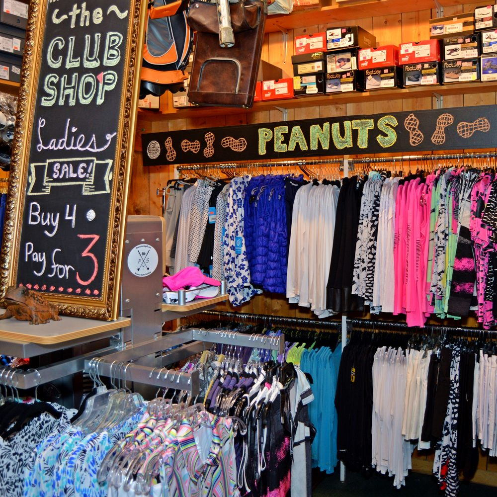 Club Shop Peanuts & Golf: 8931 Nc Highway 105 S, Boone, NC
