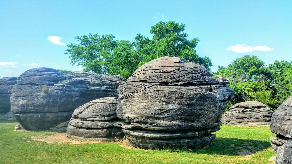 Rock City Park: 1051 Ivy Rd, Minneapolis, KS