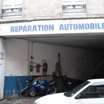 Garage leyteire automobile 9 rue hamel capucins for Garage automobile bordeaux