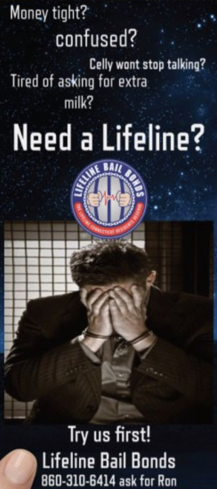 Lifeline Bail Bonds: Willimantic, CT
