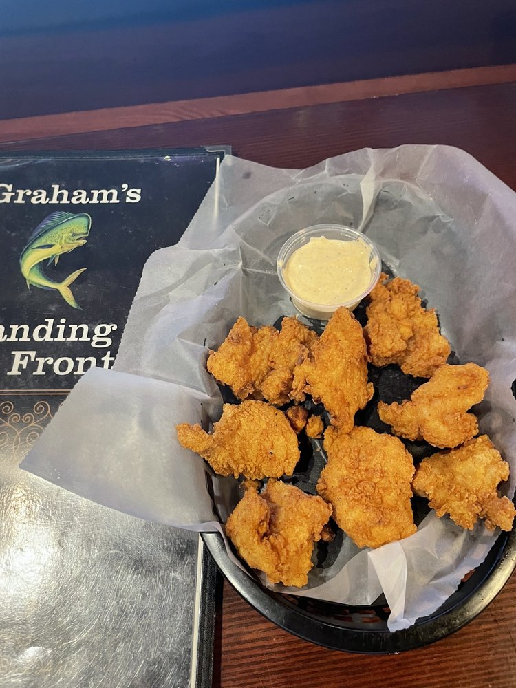 Graham's Landing On Front: 929 Front St, Georgetown, SC