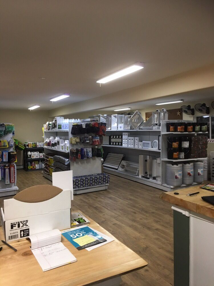 o - Hydroponic Stores Anchorage