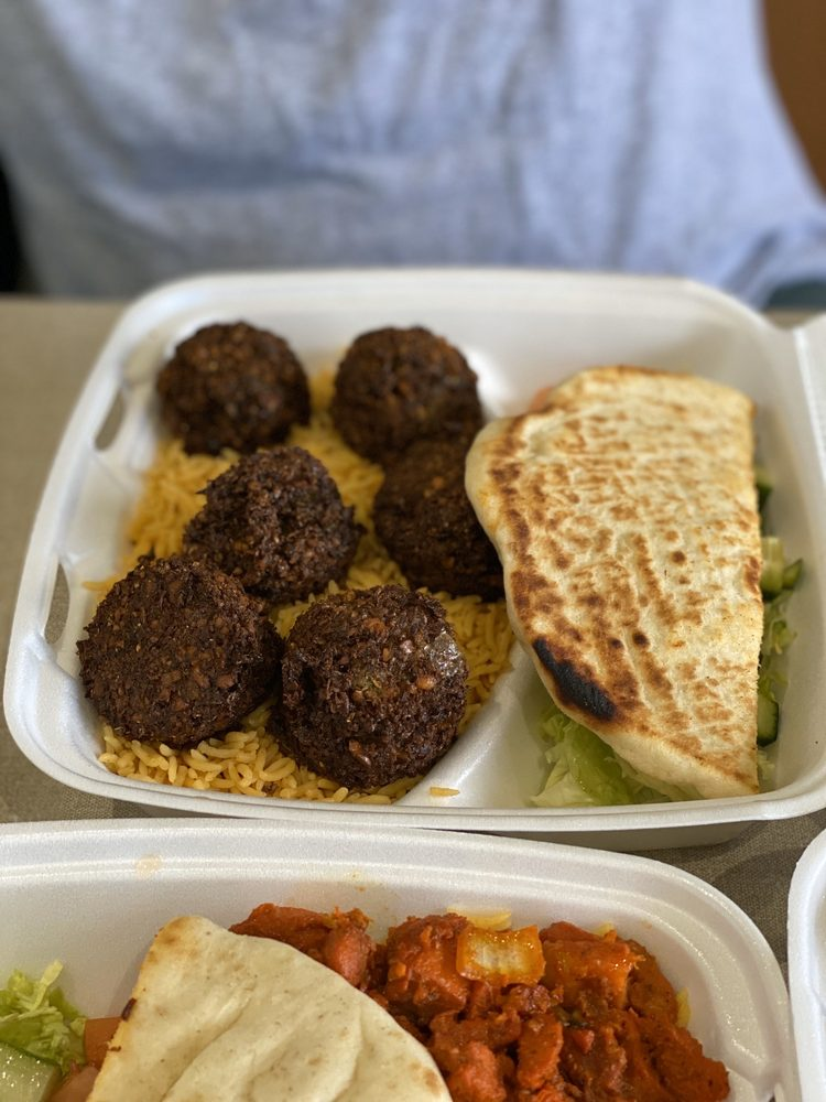 Food from Halal Bites