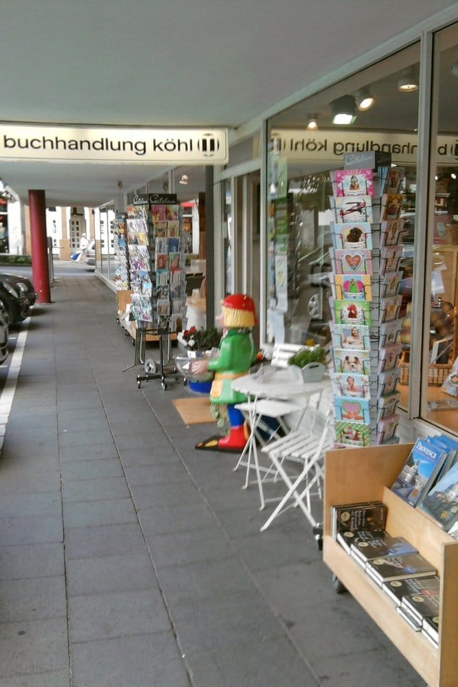 Buchhandlung Rodenkirchen