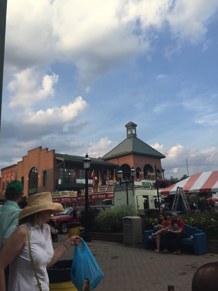 Riverfront Irish Festival: 2085 Front St, Cuyahoga Falls, OH