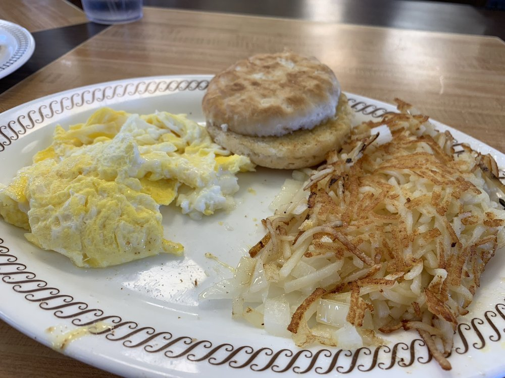 Waffle House: 105 McMeans Ave, Bay Minette, AL