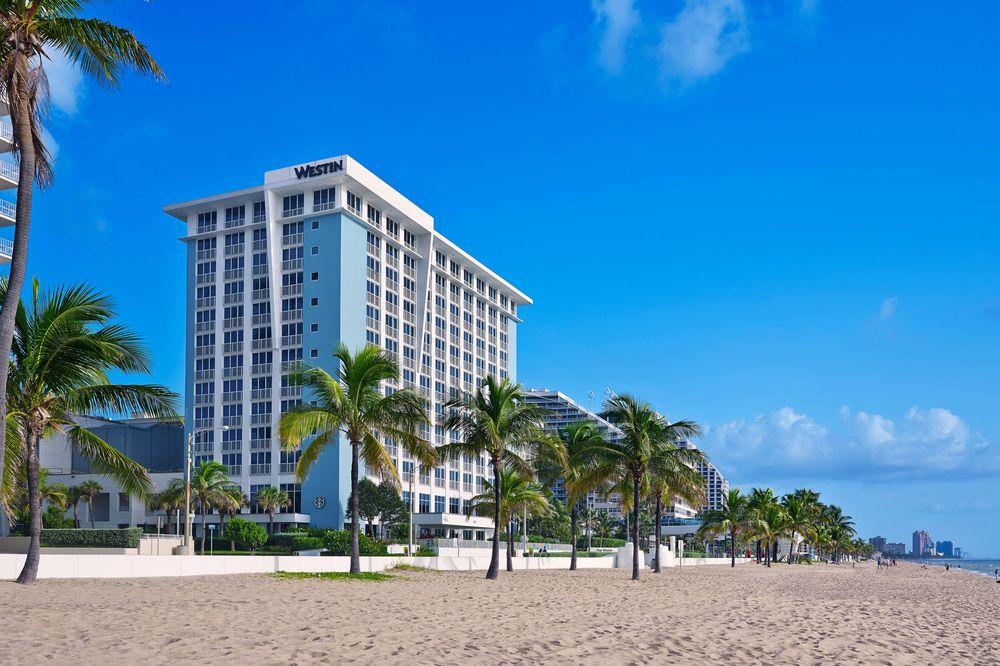 The Westin Fort Lauderdale Beach Resort: 321 N Fort Lauderdale Beach Blvd, Fort Lauderdale, FL