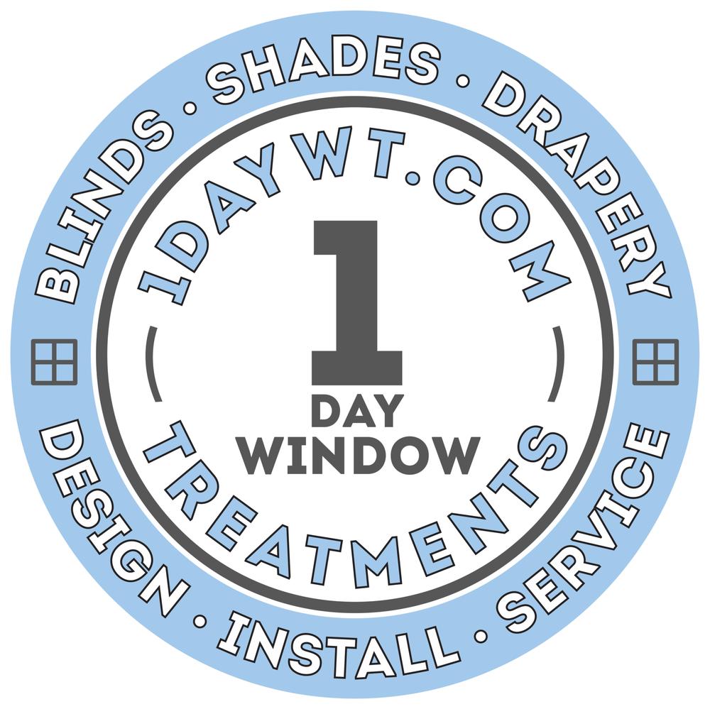 1 Day Window Treatments