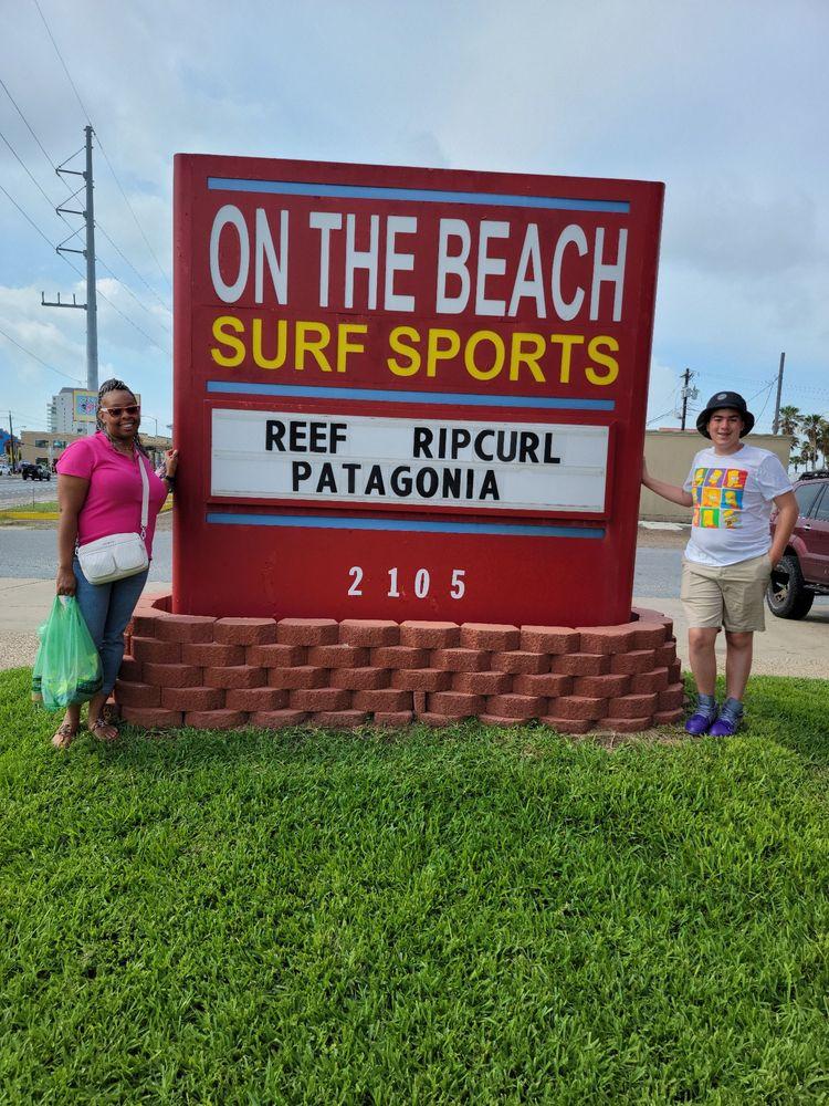 On the Beach: 2105 Padre Blvd, South Padre Island, TX