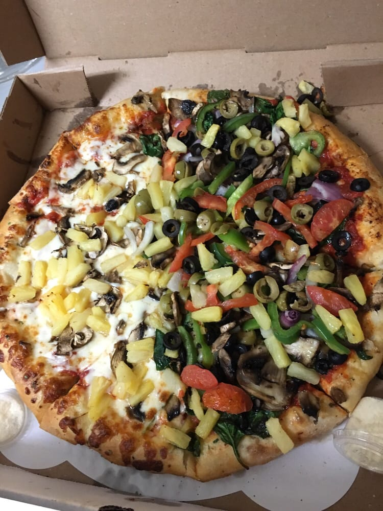 Pizza, Restaurant, Dine in, Delivery, Take Out. About Dan's Pizza. Our pizza dough is made from scratch daily and we hand cut all of our vegetables to maintain freshness, so every bite is .