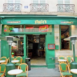 Stolly's - Paris, France. Stolly's Front