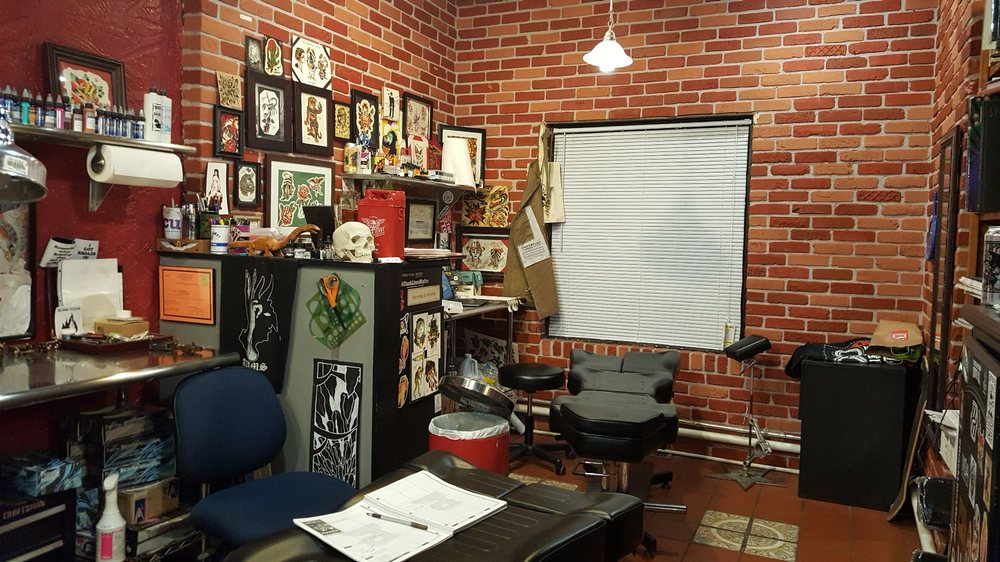 Revolution Tattoo And Body Modification: 329 Northwestern Ave, West Lafayette, IN