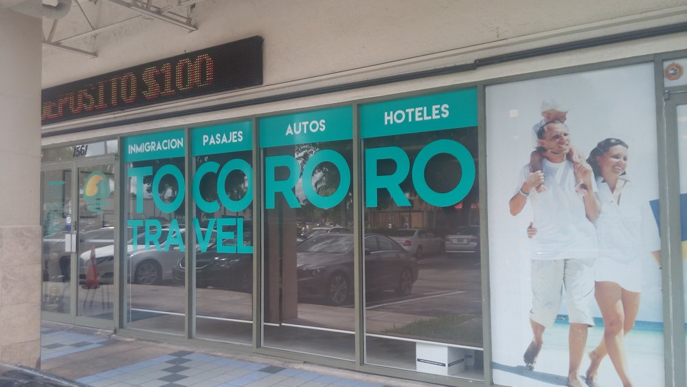 Tocororo Travel: 1561 SW 107th Ave, Miami, FL