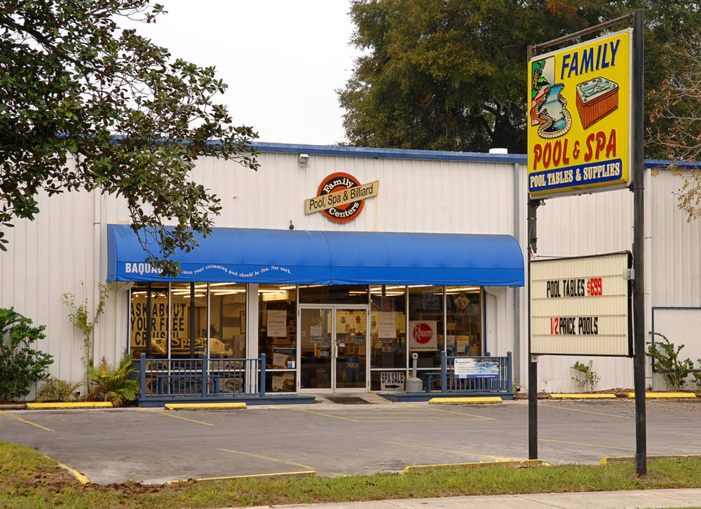 Family Pools And Spas Ocala Fl Tyres2c