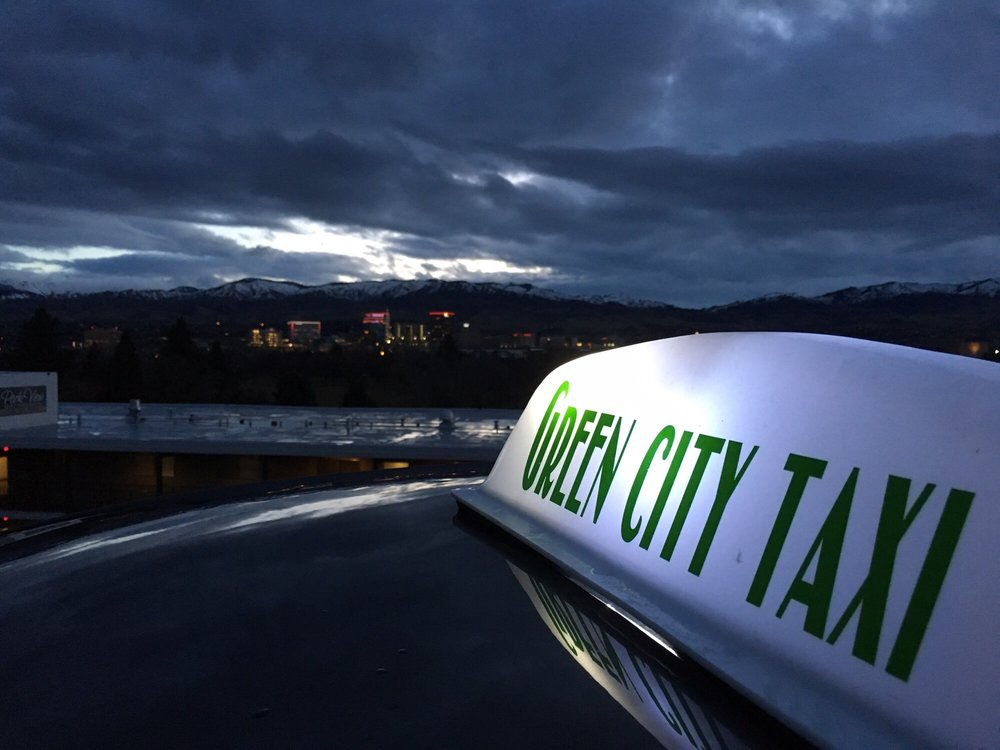Green City Taxi: 1150 W Miller St, Boise, ID