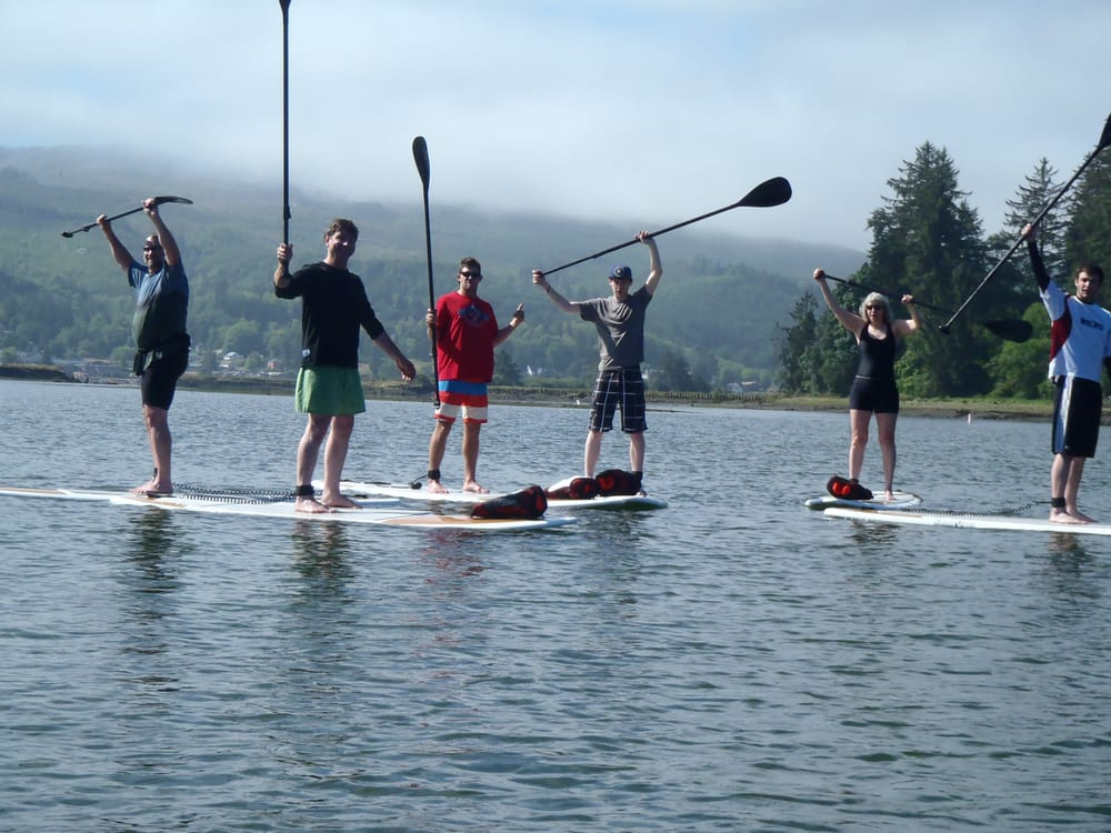 Stand Up Paddle Manzanita: 144 Laneda Ave, Manzanita, OR