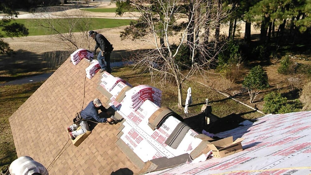 Right On Top Roofing Myrtle Beach