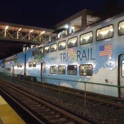 Photo Of Tri Rail Pompano Beach Fl United States
