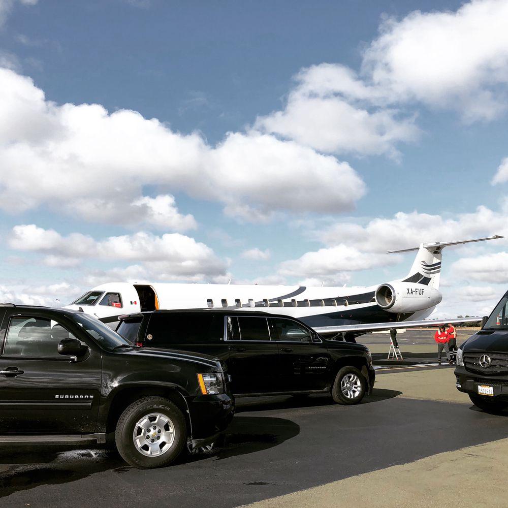 VIP Motorcar Services & Limousine: 915 L St, Sacramento, CA