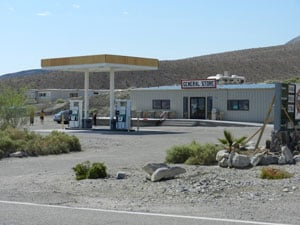 Panamint Springs Gas Station & General Store: 40440 Hwy 190, Lone Pine, CA