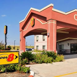 60d266f63 Super 8 by Wyndham Beaumont I-10 S TX - Hotels - 3995 Walden Road ...