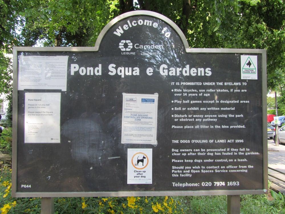 Pond Square
