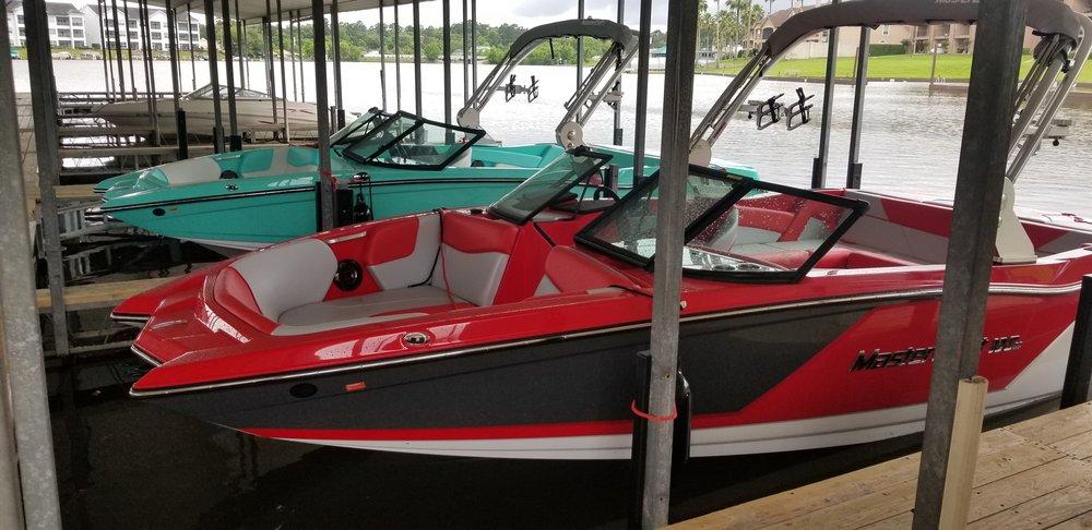 Nautical Boat Club: 15525 Marina Dr, Montgomery, TX