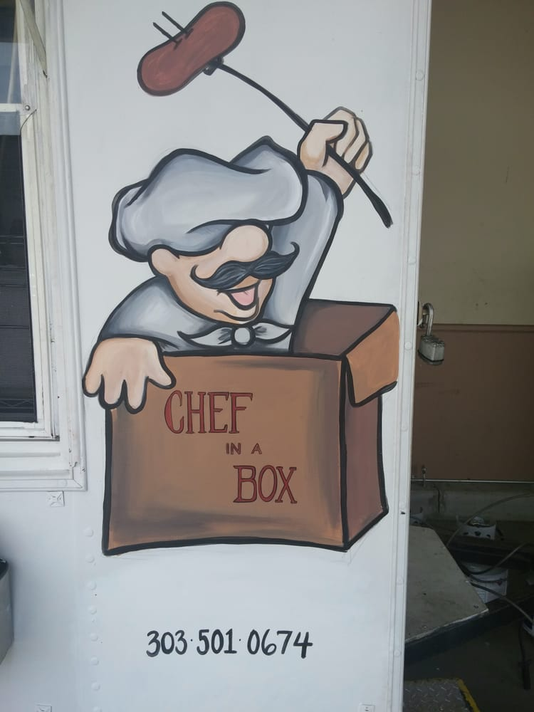 Chef In a Box: 3475 N Salida Ct, Aurora, CO