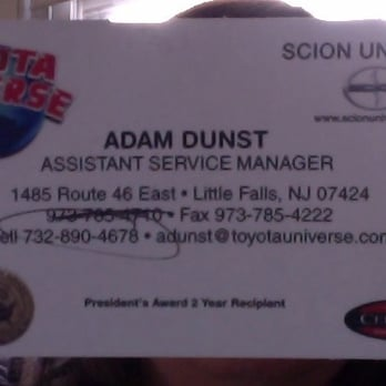 Photo Of Toyota Universe   Little Falls, NJ, United States. Need A Repair