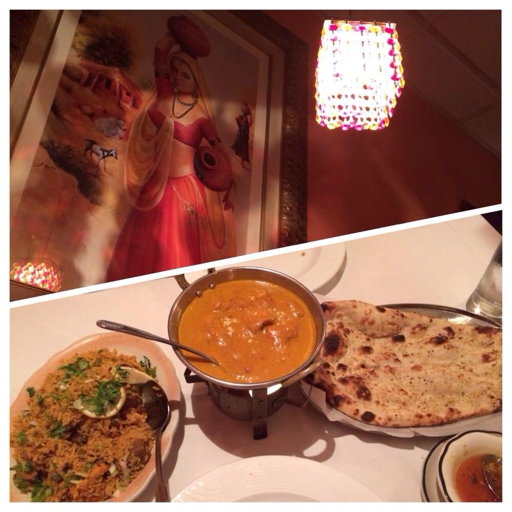 Streets Of India Cafe Encino Menu