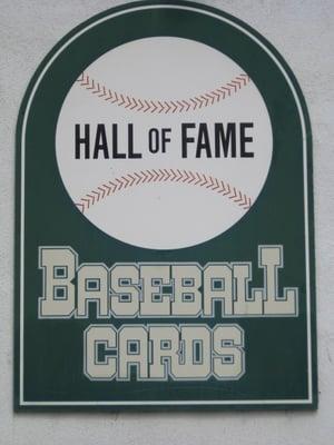 Hall Of Fame Baseball Cards 319 E Foothill Blvd Arcadia Ca Hobby