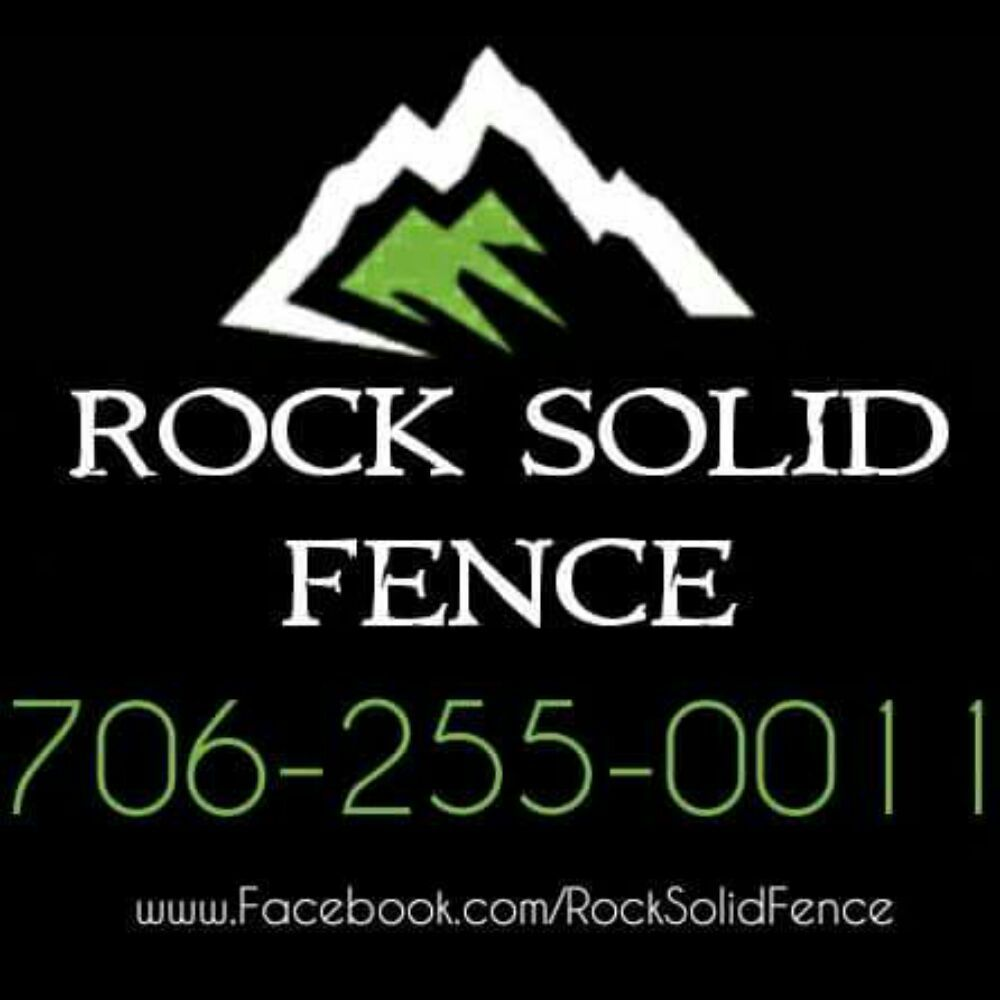 Rock Solid Fence: 36 B Whitfield Rd, Jefferson, GA