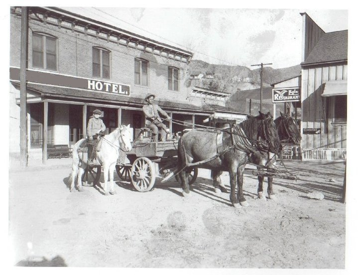 The Clifton Hotel: 163 Park Ave, Clifton, AZ