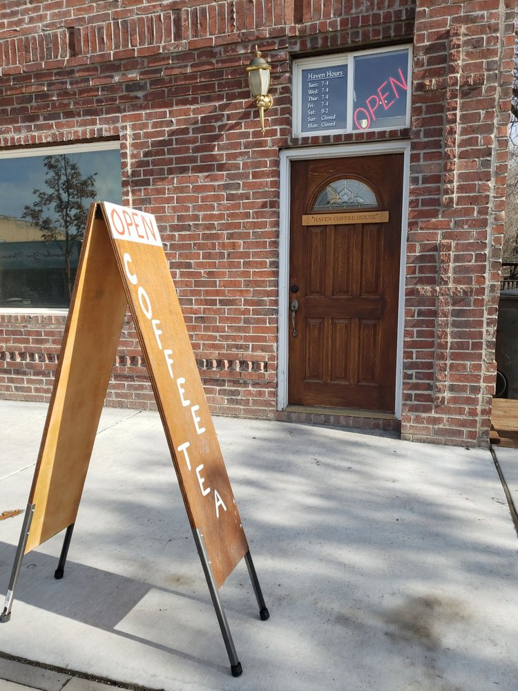 Haven Coffee House: 65 S Main St, Nephi, UT