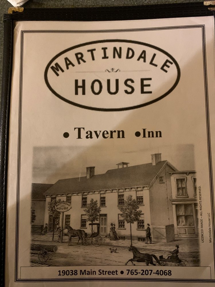Martindale House: 19038 Main St, Metamora Township, IN