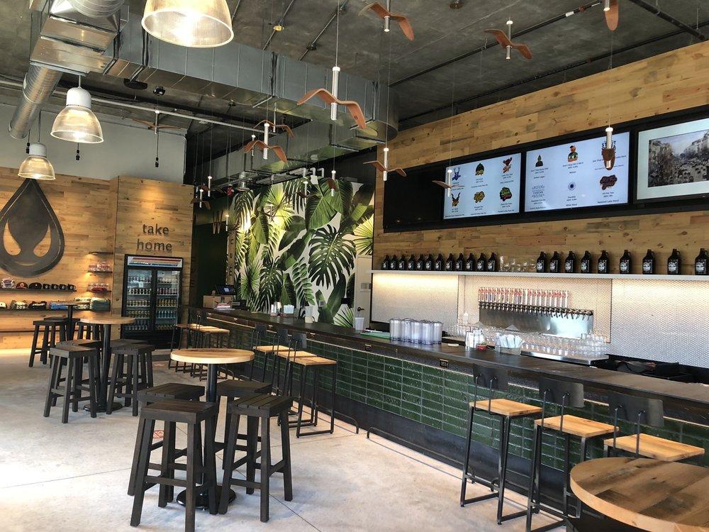 Saucy Brew Works: 200 Park Ave, Orange, OH