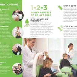 lice centers