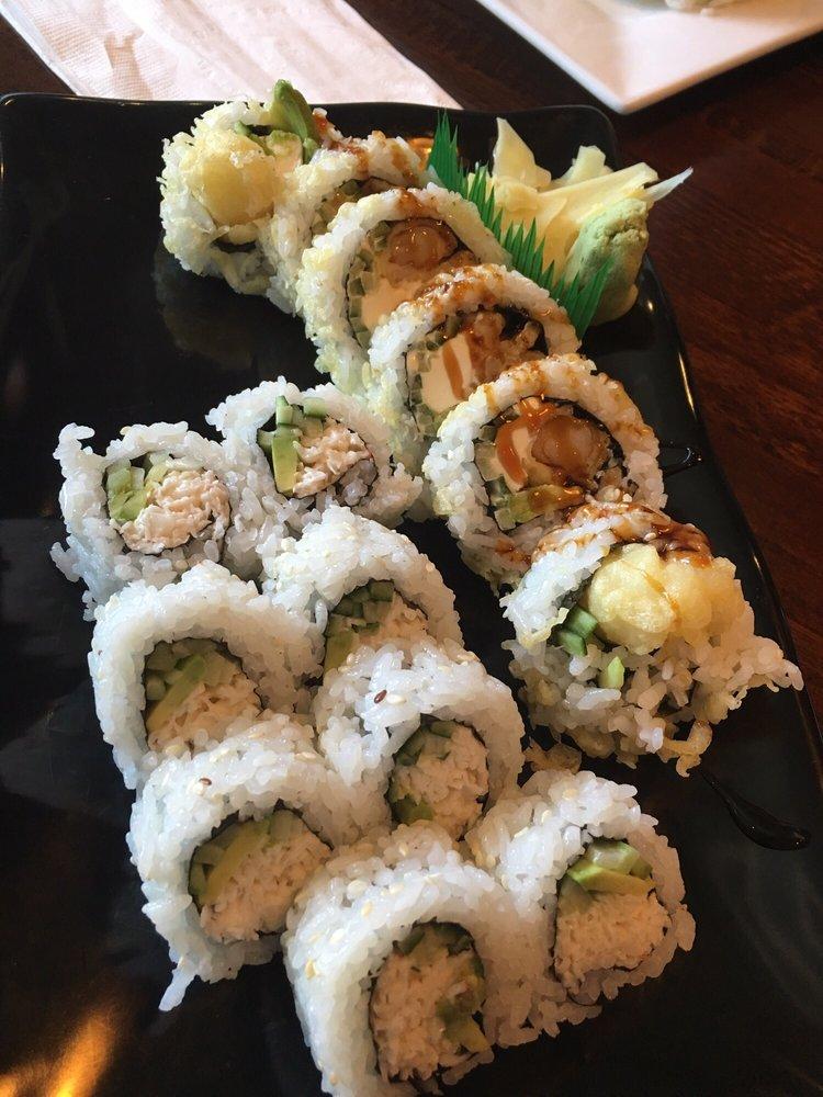 Hokkai Ramen & Sushi: 4277 Meridian St, Bellingham, WA