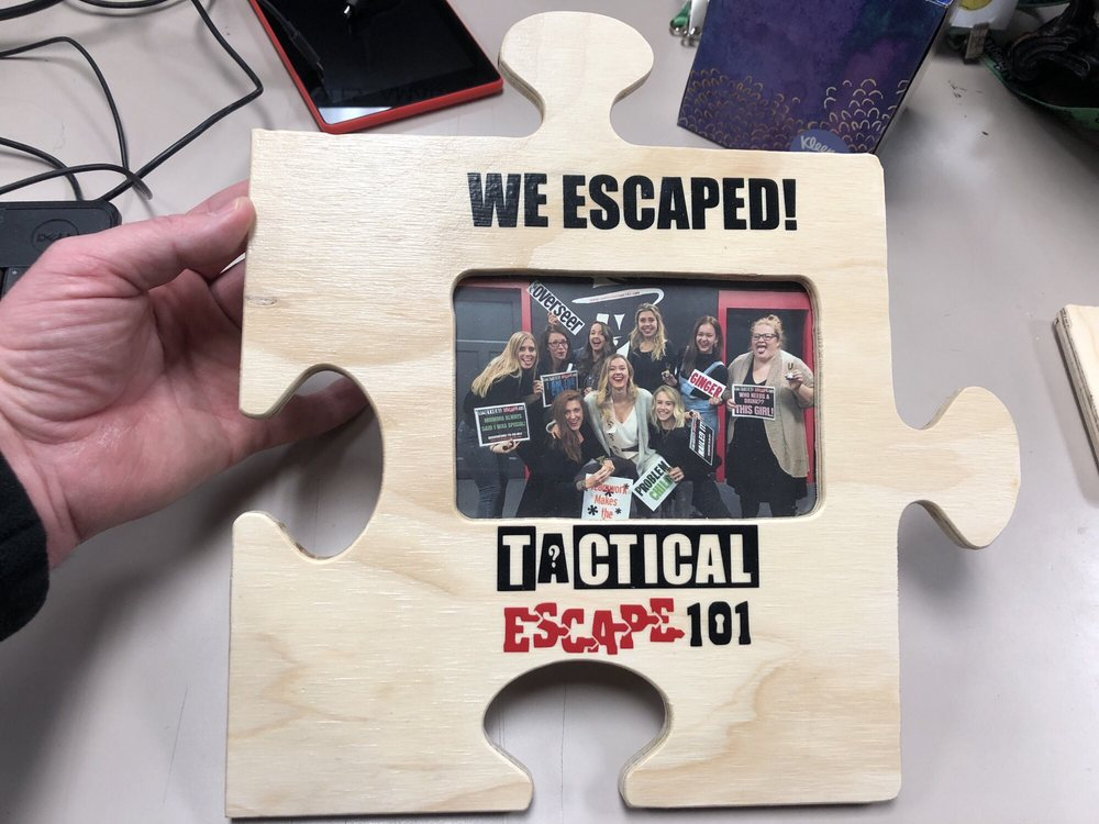 Tactical Escape 101: 2900 S Main St, Rice Lake, WI