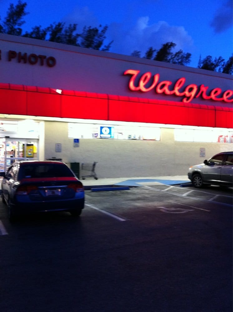 Walgreens Pharmacy Chemists 1480 Ne Miami Gardens Dr