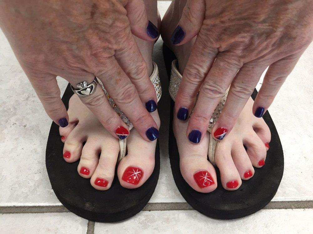 OMG Nails Salon: 3013 Del Prado Blvd S, Cape Coral, FL