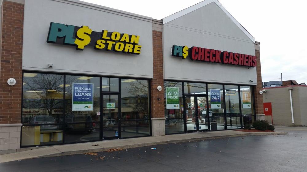 PLS Check Cashers: 3175 W 175th St, Hazel Crest, IL