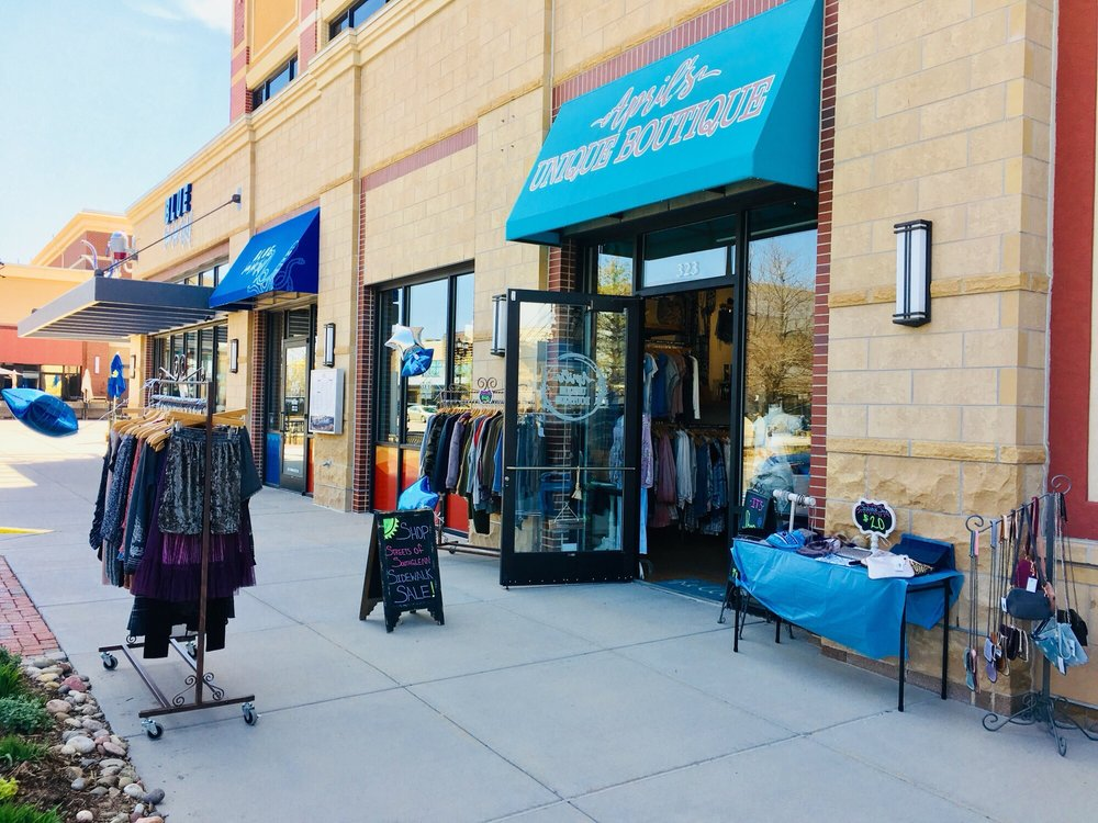 April's Unique Boutique: 2154 E Commons Ave, Centennial, CO